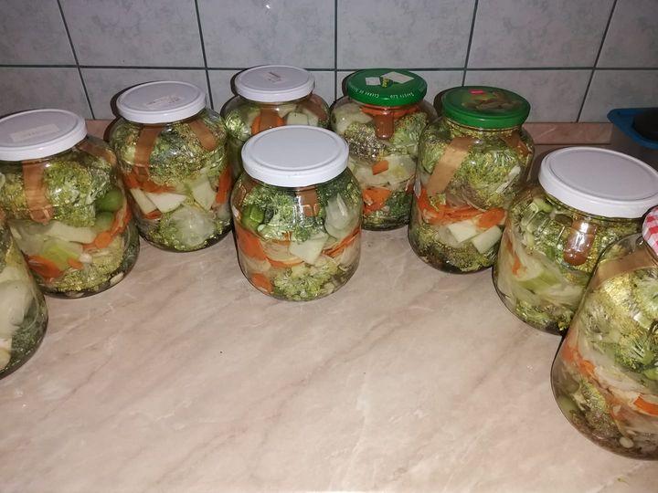 A tartósítószer mentes konzerválás, ősi módszer! A fermentálás!